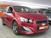 2014 Chevrolet Sonic Hatch 1.4T RS For Sale