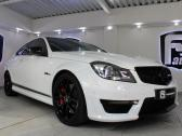 2014 Mercedes-Benz C-Class C63 AMG Coupe Edition 507 For Sale