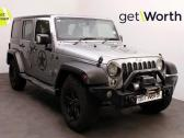 2015 Jeep Wrangler Unlimited 2.8CRD Sahara For Sale