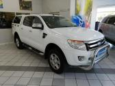 2016 Ford Ranger 3.2TDCi Double Cab 4x4 XLT For Sale