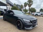 2016 Mercedes-Benz C-Class C300 Coupe AMG Line For Sale