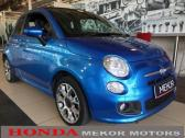 2017 Fiat 500 500S Cabriolet 1.4 For Sale
