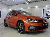 2018 Volkswagen Polo Hatch 1.0TSI Highline R-Line Auto For Sale