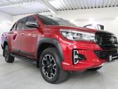 2019 Toyota Hilux 2.8GD-6 Double Cab Legend 50 Auto For Sale