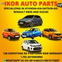 IKOR AUTO PARTS ...NEW&USED SPARES
