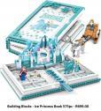 Building Blocks - Ice Princess Book 575pc