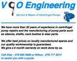 Centrifugal Pump Repairs