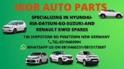 IKOR AUTO PARTS ....NEW&USED SPARES