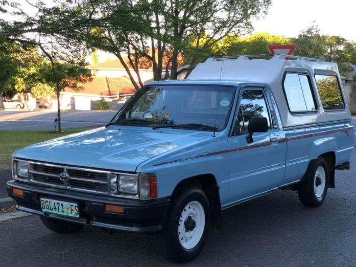 1997 Toyota Hilux 2.8D