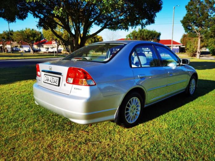 2004 Honda Civic 170i Auto For Sale