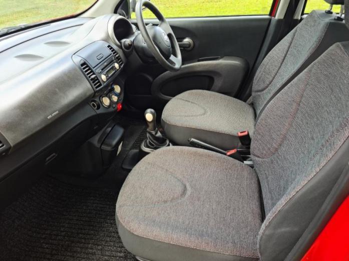 2006 Nissan Micra 1.4 5-Door Acenta For Sale