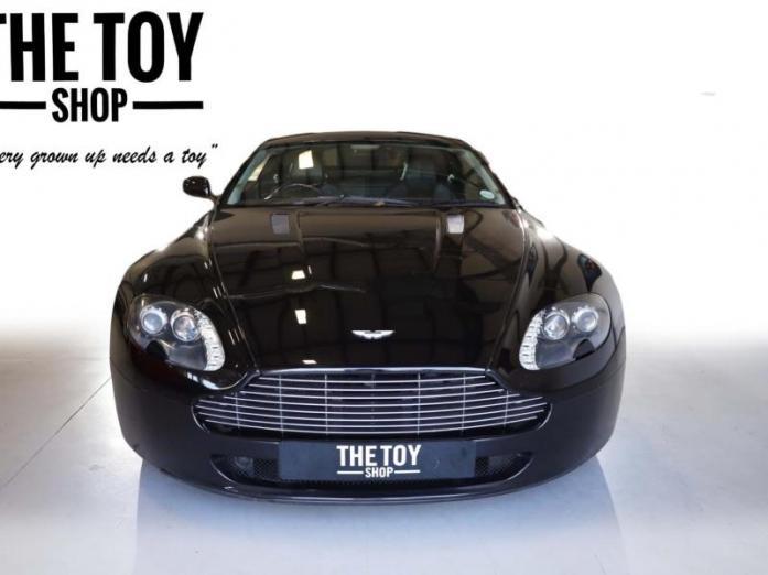 2007 Aston Martin Vantage V8 Vantage For Sale