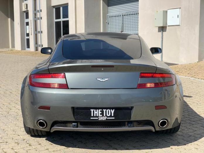 2008 Aston Martin Vantage V8 Vantage Auto For Sale