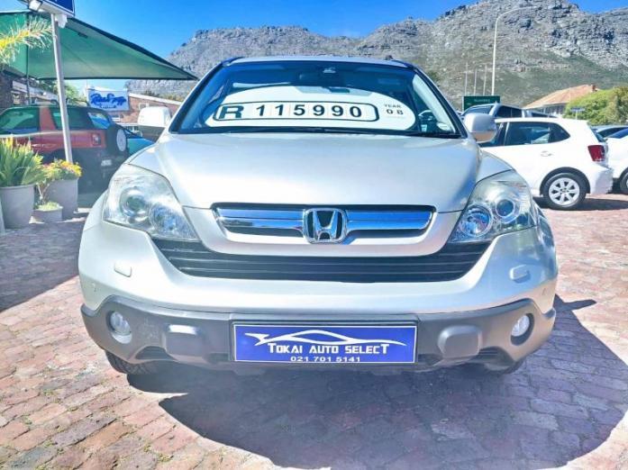 2008 Honda CR-V 2.2i-CTDi For Sale