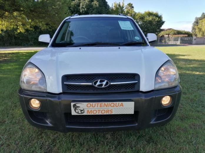 2008 Hyundai Tucson 2.0 GLS For Sale