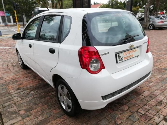 2010 Chevrolet Aveo 1.6 L Hatch For Sale