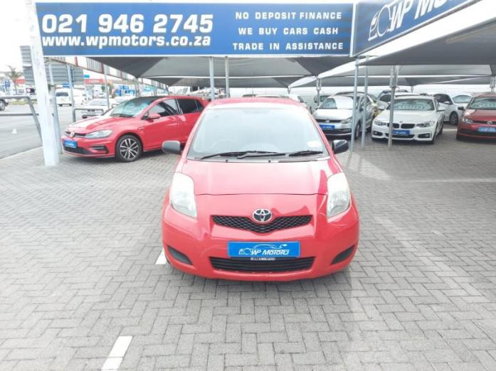 2010 Toyota Yaris 1.3 5-Door T3 For Sale