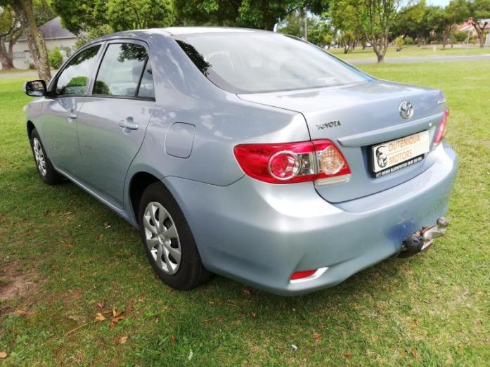 2011 Toyota Corolla 1.3 Professional For Sale