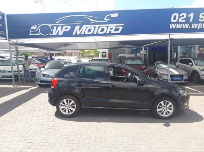 2011 Volkswagen Polo 1.6 Comfortline For Sale
