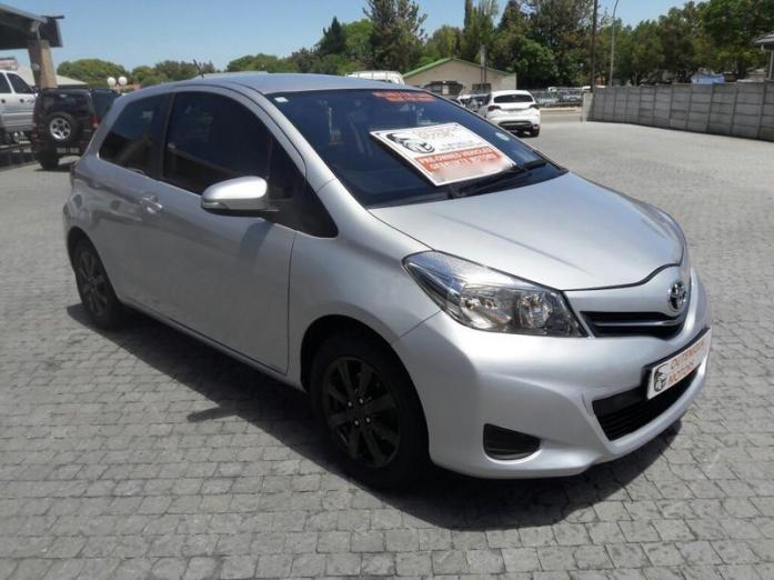 2012 Toyota Yaris 3-Door 1.3 Xi For Sale