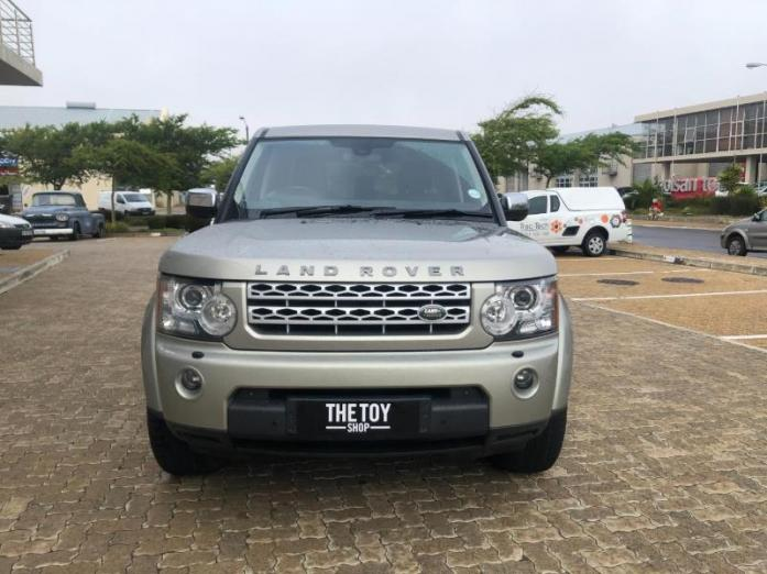 2013 Land Rover Discovery 4 SDV6 HSE For Sale