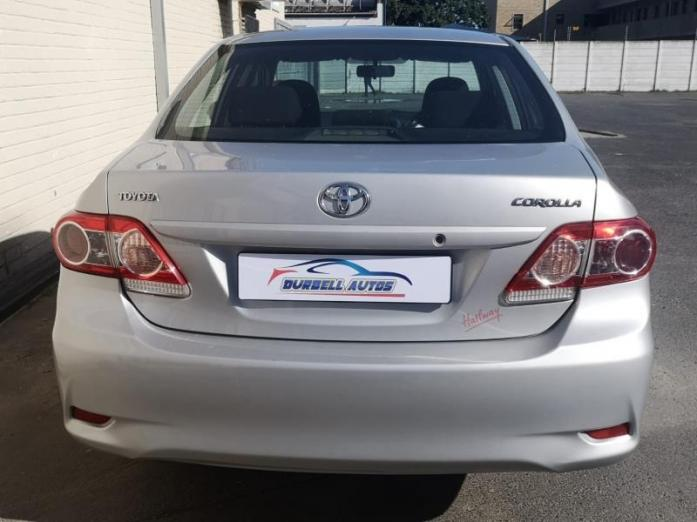 2013 Toyota Corolla 1.3 Professional For Sale