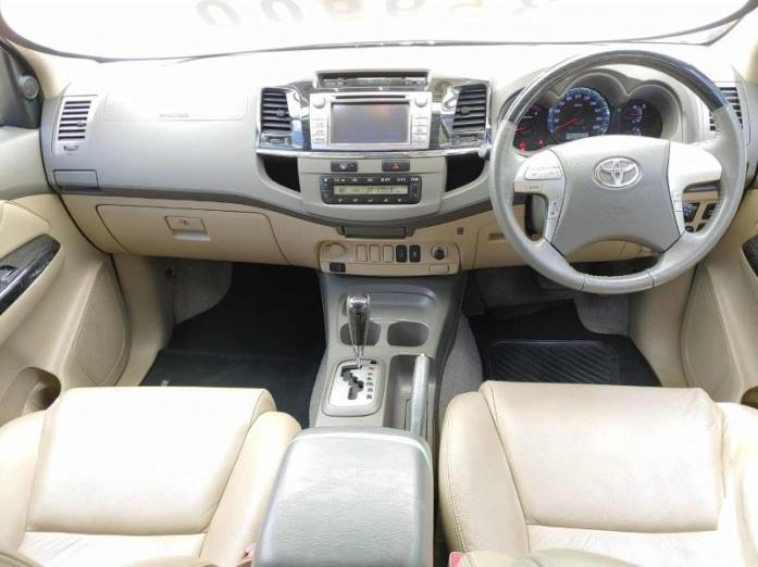 2013 Toyota Fortuner 3.0D-4D For Sale in Kirstenhof, Western Cape