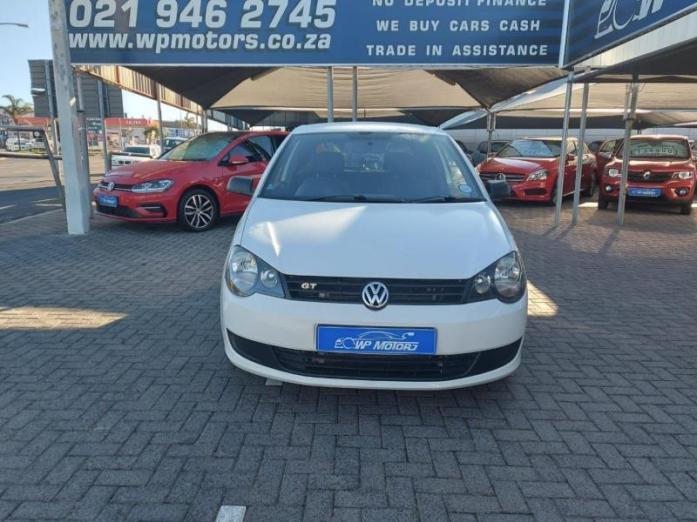 2013 Volkswagen Polo Vivo 3-Door 1.6 GT For Sale