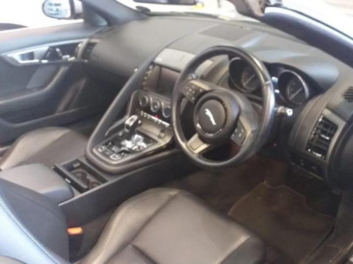 2014 Jaguar F-Type Convertible For Sale