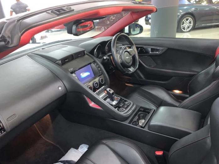 2014 Jaguar F-Type V8 S Convertible For Sale