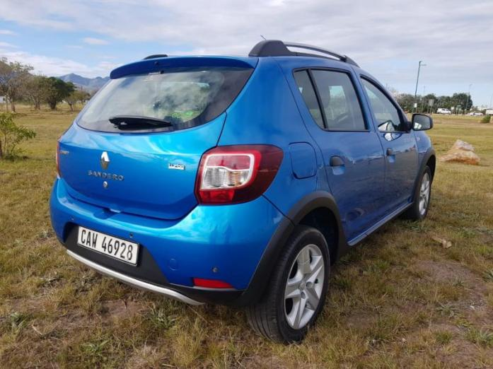 2014 Renault Sandero 66kW Turbo Expression For Sale