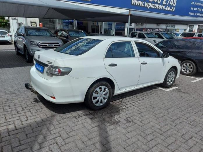 2014 Toyota Corolla Quest 1.6 For Sale