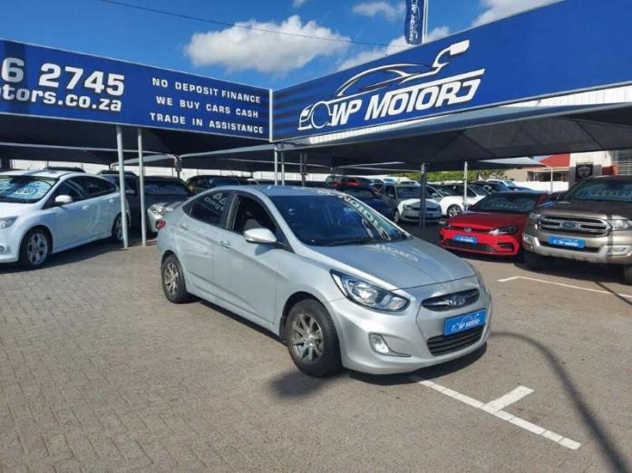2015 Hyundai Accent Hatch 1.6 Fluid For Sale