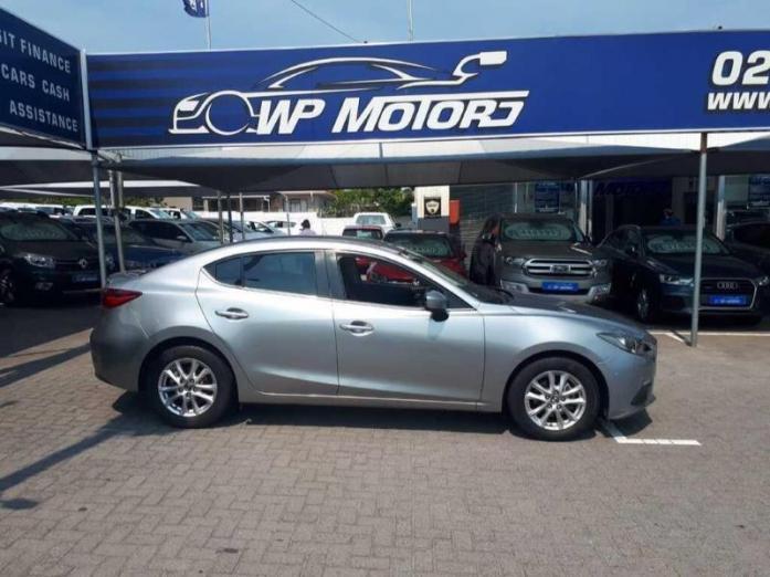 2015 Mazda Mazda3 Sedan 2.0 Individual Auto For Sale