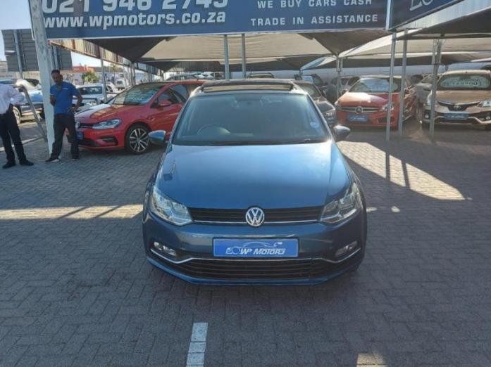 2015 Volkswagen Polo Hatch 1.2TSI Comfortline For Sale