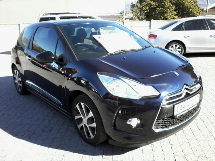 2016 Citroen DS3 60kW Design For Sale in George, Western Cape