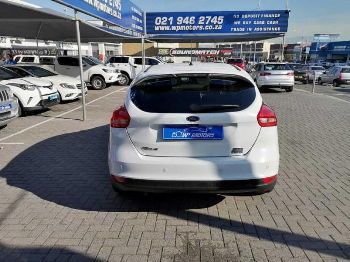 2016 Ford Focus Hatch 1.0T Trend For Sale in Bellville, Western Cape