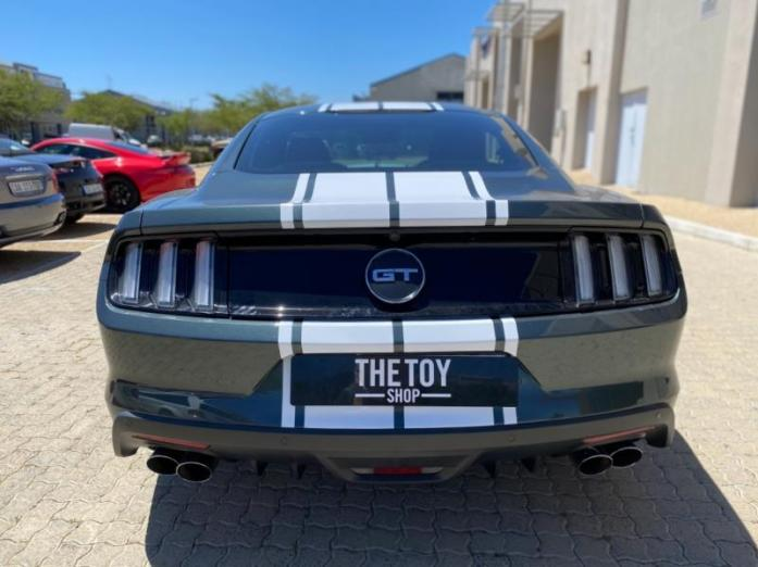 2016 Ford Mustang 5.0 GT Fastback Auto For Sale