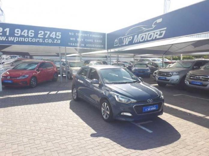 2016 Hyundai i20 1.4 Fluid For Sale