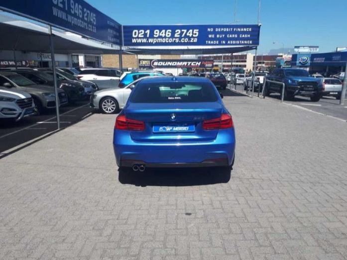 2017 BMW 3 Series 320i M Sport Auto For Sale