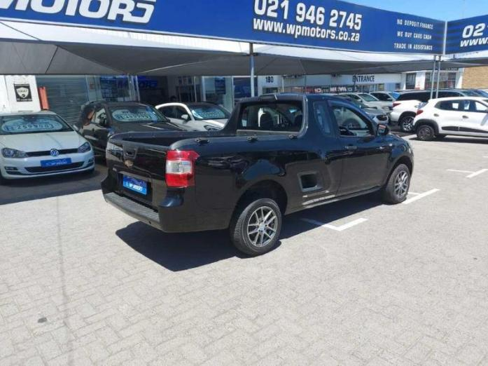 2017 Chevrolet Utility 1.4 For Sale in Bellville, Western Cape