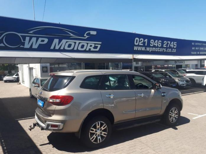 2017 Ford Everest 3.2TDCi 4WD XLT For Sale
