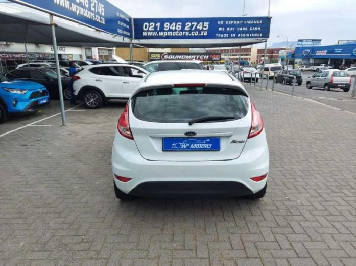 2017 Ford Fiesta 5-door 1.4 Ambiente For Sale