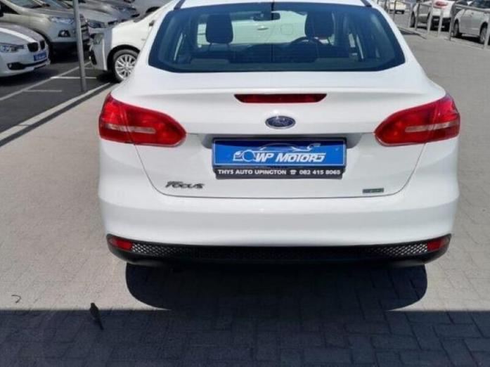 2017 Ford Focus Sedan 1.0T Ambiente For Sale