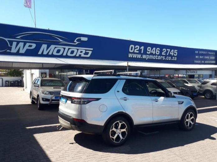 2017 Land Rover Discovery SE Td6 For Sale in Bellville, Western Cape