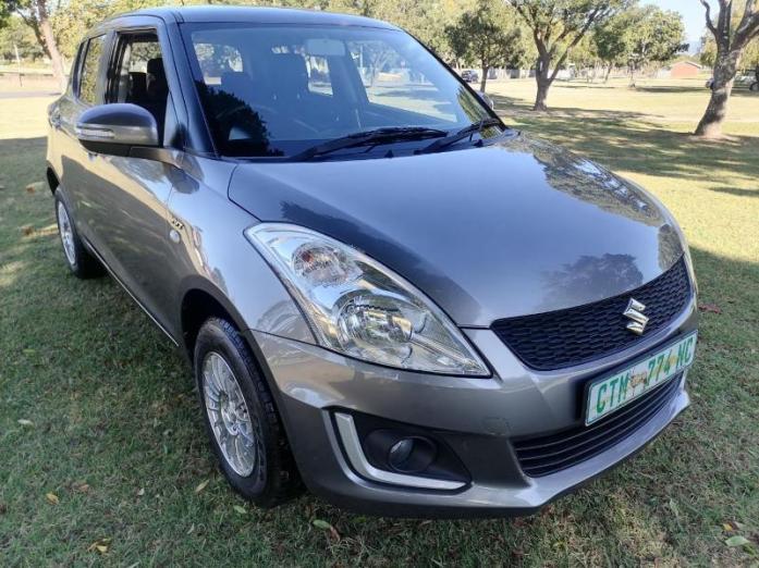 2017 Suzuki Swift Hatch 1.2 GL For Sale in George, Western Cape