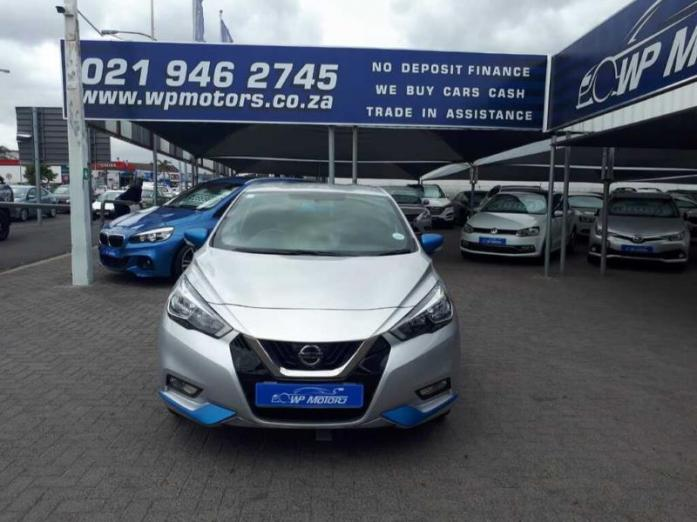 2018 Nissan Micra 66kW Turbo Acenta Plus For Sale