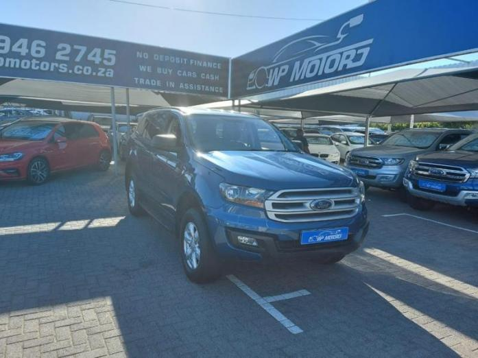 2019 Ford Everest 2.2TDCi XLS Auto For Sale