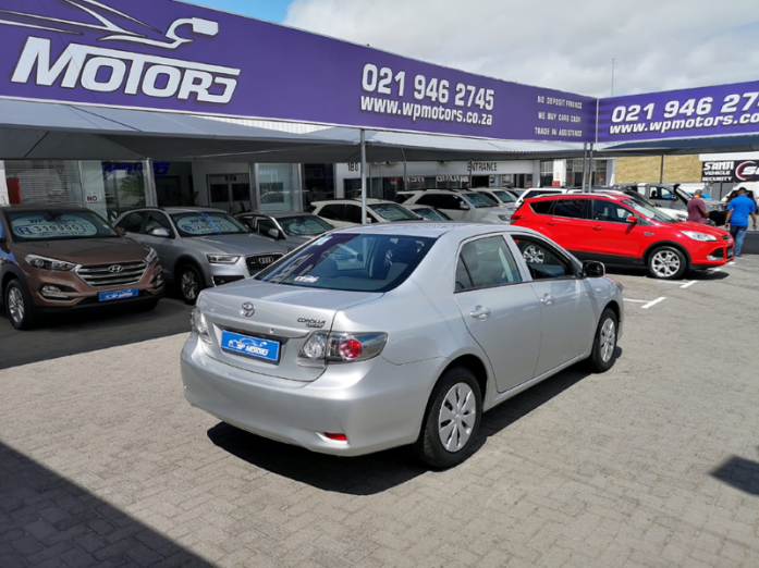 2019 Toyota Corolla Quest 1.6 For Sale