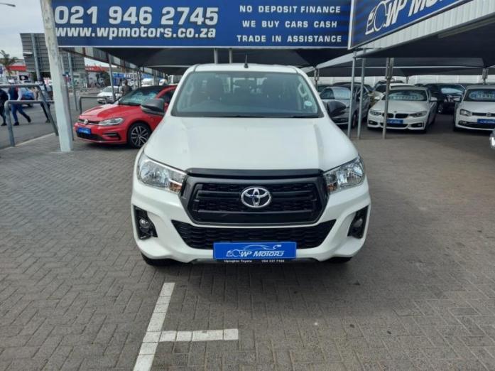2020 Toyota Hilux 2.4GD-6 Double Cab SRX For Sale